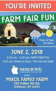 You're Invited: Farm Fair Fun! Buy Tickets!