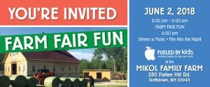 You're Invited: Farm Fair Fun!